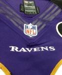Panini America Baltimore Ravens Playoff Game-Worn (4)