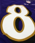 Panini America Baltimore Ravens Playoff Game-Worn (5)