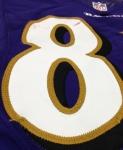 Panini America Baltimore Ravens Playoff Game-Worn (5)