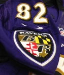 Panini America Baltimore Ravens Playoff Game-Worn (8)