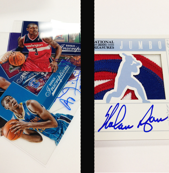 Panini America January 16 New Autograph Arrivals Main