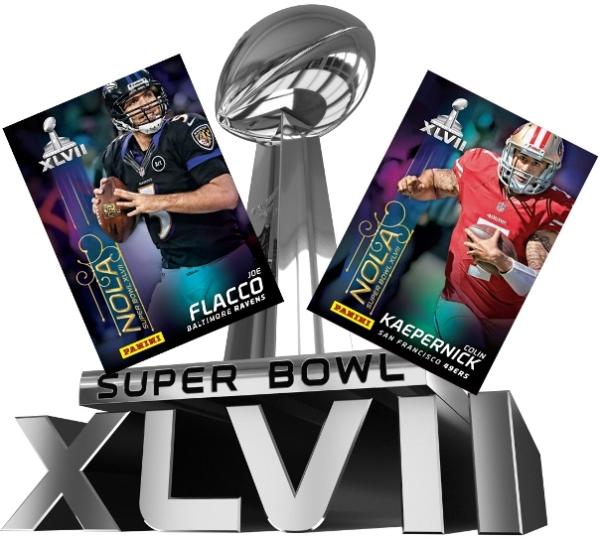 Panini America Super Bowl XLVII Main