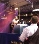 Panini America Super Bowl XLVII Media Day (16)