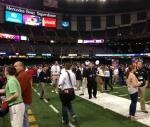 Panini America Super Bowl XLVII Media Day (2)
