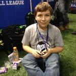 Panini America Super Bowl XLVII Media Day (7)