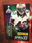 Panini America Super Bowl XLVII NFL Experience  (11)
