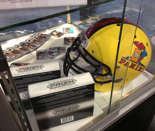 Panini America Super Bowl XLVII NFL Experience  (24)