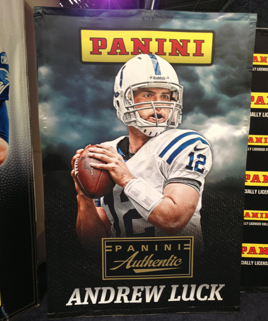 Panini America Super Bowl XLVII NFL Experience  (29)