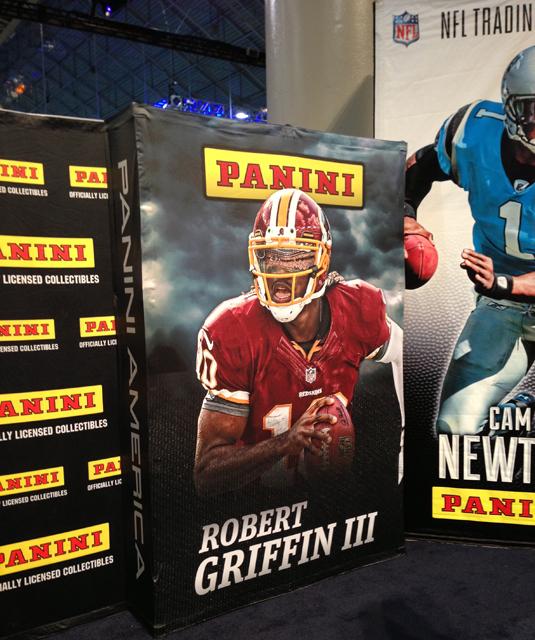 Panini America Super Bowl XLVII NFL Experience  (30)