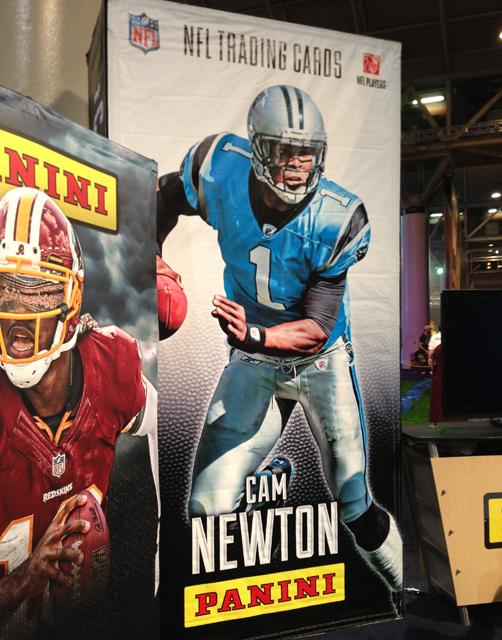 Panini America Super Bowl XLVII NFL Experience  (31)
