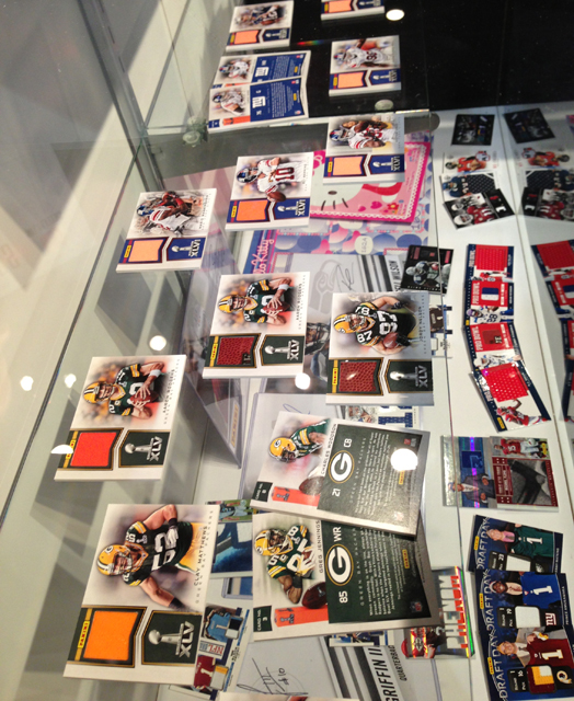 Panini America Super Bowl XLVII NFL Experience  (33)