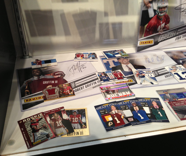 Panini America Super Bowl XLVII NFL Experience  (34)