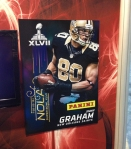 Panini America Super Bowl XLVII NFL Experience  (9)