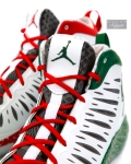 Panini Authentic Blake Christmas Shoes 6