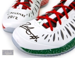 Panini Authentic Blake Christmas Shoes 7