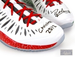 Panini Authentic Blake Christmas Shoes 8