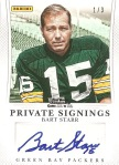 Private Signings_Bart Starr
