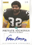 Private Signings_Franco Harris