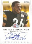 Private Signings_Jerome Bettis