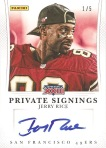 Private Signings_Jerry Rice