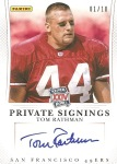 Private Signings_Tom Rathman