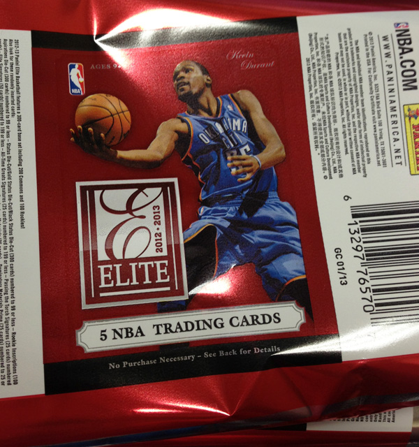 Panini America 2012-13 Elite Basketball QC (105)