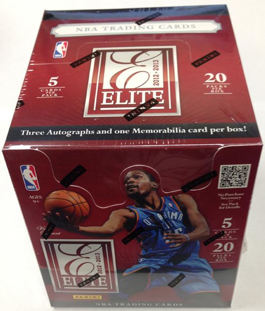 Panini America 2012-13 Elite Basketball Teaser (1)