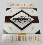 Panini America 2012-13 Limited Hockey Two-Box Teaser (13)
