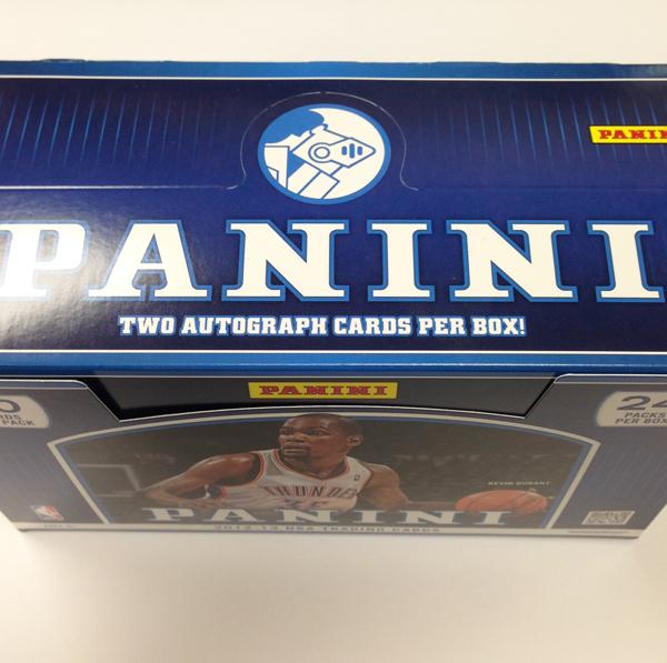Panini America 2012-13 Panini Basketball QC (1)