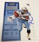 Panini America 2012 Contenders Football One Box Tease (30)