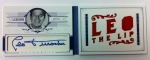 Panini America 2012 National Treasures Baseball Booklets (26)