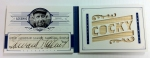 Panini America 2012 National Treasures Baseball Booklets (36)