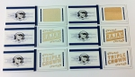 Panini America 2012 National Treasures Baseball Booklets (61)