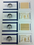 Panini America 2012 National Treasures Baseball Booklets (63)