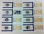 Panini America 2012 National Treasures Baseball Booklets (66)