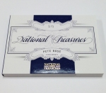 Panini America 2012 National Treasures Baseball Booklets (78)