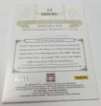 Panini America 2012 National Treasures Baseball Case (57)