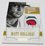 Panini America 2012 National Treasures Baseball Modern Marvels (29)