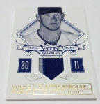 Panini America 2012 National Treasures Baseball Modern Marvels (44)