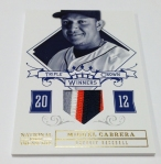 Panini America 2012 National Treasures Baseball Modern Marvels (45)