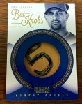 Panini America 2012 National Treasures Bat Knobs (1)