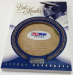 Panini America 2012 National Treasures Bat Knobs (32)