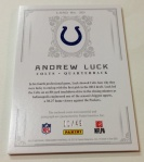 Panini America 2012 National Treasures Football Early Returns (33)