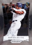 Panini America 2012 Prizm Baseball Parameters 2
