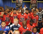 Panini America 2013 Pop Warner Clinic (26)
