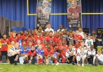 Panini America 2013 Pop Warner Clinic (27)