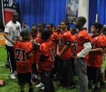 Panini America 2013 Pop Warner Clinic (3)