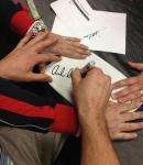 Panini America Andrew Luck Public Signing (17)