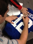 Panini America Andrew Luck Public Signing (23)