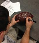 Panini America Andrew Luck Public Signing (30)